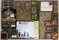 Iron Kingdoms Board Game Collection - 3 Games + 2 Expansion & Kickstarter Extras!