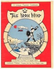 Iron Wind, The (1st Printing, Red Cover)