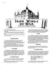 Iron Winds of War