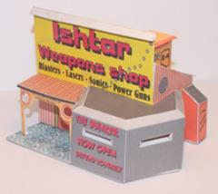 Ishtar Weapons Shop