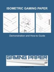 Isometric Gaming Paper (Free RPG Day 2017)