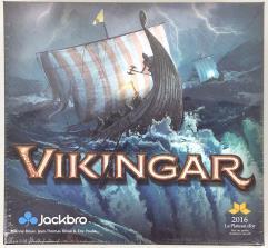 Vikingar (Kickstarter Edition)