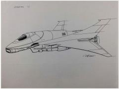 Technical Readout 3055 - Jagatai Original Art