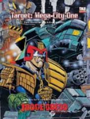 Kazan Gambit Trilogy, The #3 - Target - Mega-City One