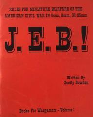 J.E.B.! (1st Printing)