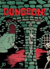 Dungeon! (1st Edition, 1st Australian Printing)