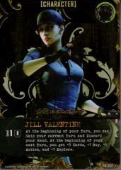 Promo Card - Jill Valentine