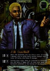 Promo Card - Jim Chapman