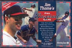 Signature Series - Jim Thome's Pro Baseball Game