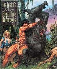 Joe Jusko's Art of Edgar Rice Burroughs (2018 Printing)