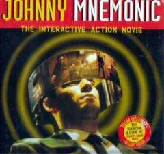 Johnny Mnemonic - The Interactive Action Movie