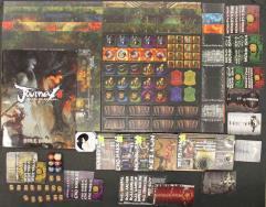 Journey - Wrath of Demons Kickstarter Edition w/Resin Miniatures