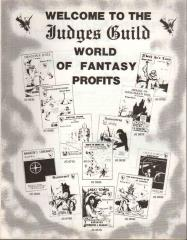Welcome to the Judges Guild World of Fantasy Profits - Dealer Catalog