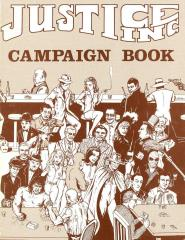 Justice Inc. - Campaign Book Only!