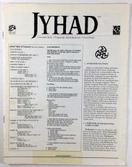 Jyhad - Corrected Rules, FAQ and Card Errata