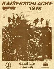 Kaiserschlacht - 1918 (2nd Edition)
