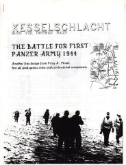 Kesselschlacht - The Battle for the First Panzer Army 1944