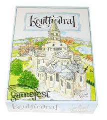Keythedral 2-Pack, Base Game + Expansion!