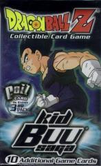 Kid Buu Saga Booster Pack