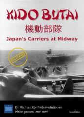 Kido Butai - Japan's Carriers at Midway (2nd Edition)