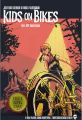 Kids on Bikes (Free RPG Day 2018 Edition)