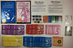 Killer Bunnies Collection #7 - Blue Starter Deck + 2 Expansions!