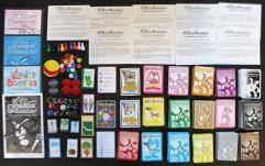 Killer Bunnies Complete Collection - Blue Starter Deck + 11 Expansions!