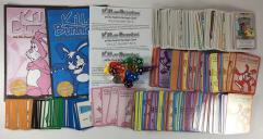 Killer Bunnies Collection #5 - Blue Starter Deck + 3 Expansions!