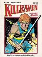 Killraven - Warrior of the Worlds #7