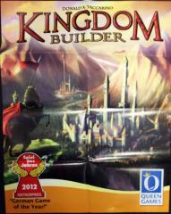 Kingdom Builder Advertisement Poster