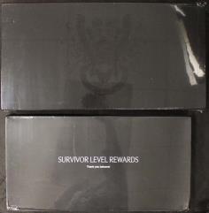 Kingdom Death - Monster (Survivor Level)