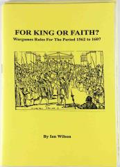 For King or Faith?