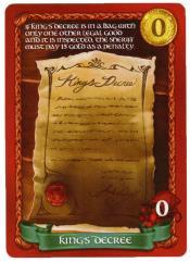 Sheriff of Nottingham Promo - King's Decree