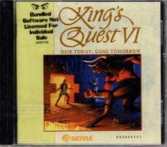 King's Quest VI w/Guidebook to the Land of the Green Isles