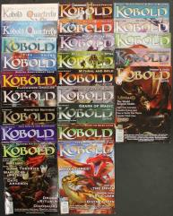 Kobold Quarterly Complete Collection - Issues #1-23!