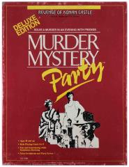 Murder Mystery Party - Revenge of Konan Castle