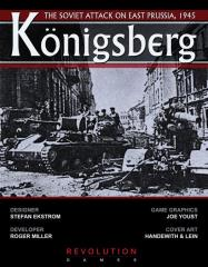 Konigsberg - The Soviet Attack on East Prussia 1945