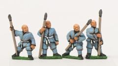 Monks w/Spears