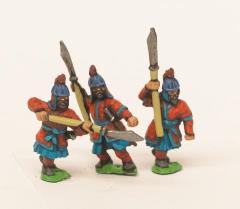 Heavy Infantry w/Halberds