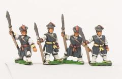 Medium Infantry w/Halberds