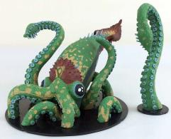 Kraken #2 w/Massive Tentacle (Kickstarter Paint Option)