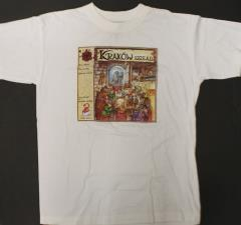 Krakow 1325 AD - Cover Art T-Shirt (L)