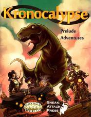 Kronocalypse - Prelude Adventures