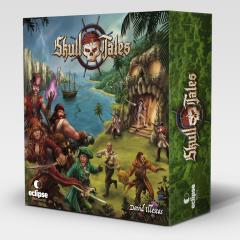 Skull Tales - Full Sail Bundle (Kickstarter Exclusive)