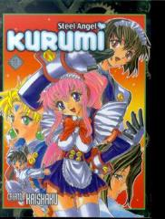 Steel Angel Kurumi #2