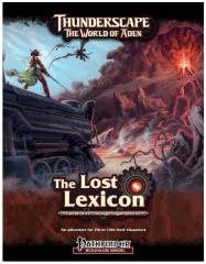Lost Lexicon, The - #3 Through Plague and Fire