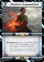 Ivory Edition Promo - Mystical Augmentation