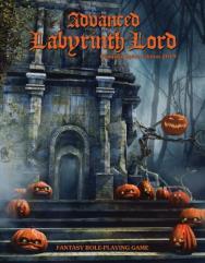 Labyrinth Lord (Pumpkin Spice Edition 2019)