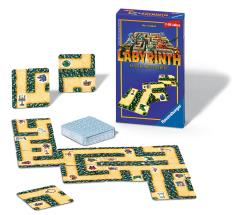 Labyrinth - The Card Game (German Edition)