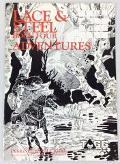 Lace & Steel - Book Four, Adventures